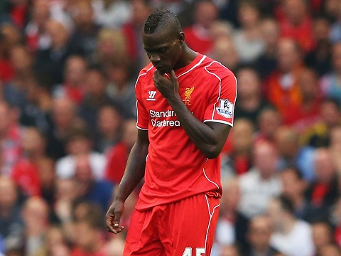Balotelli tiep tuc gay that vong tai Liverpool hinh anh