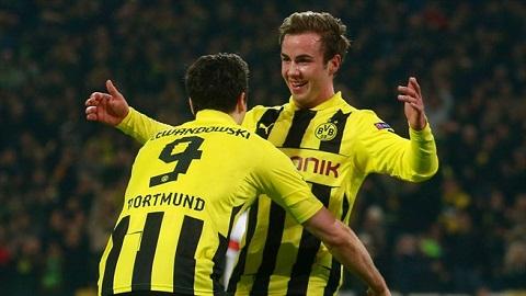 Dortmund tai Bundesliga hinh anh
