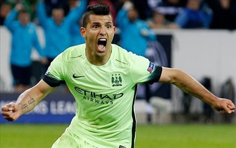 Man City vs Newcastle Cho tien dao Sergio Aguero len tieng hinh anh