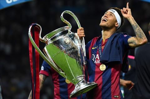 5 ban thang dep nhat cua tien dao Neymar trong mau ao Barcelona  hinh anh