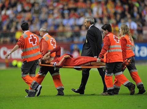 Tay Ban Nha 4-0 Luxembourg Sao Arsenal ruc sang, La Roja hien ngang gianh ve du VCK EURO 2016 hinh anh 4