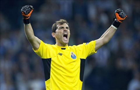 Casillas dang