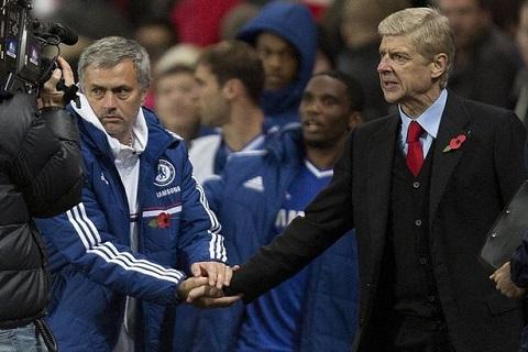 HLV Mourinho nen hoc hoi triet ly cua Arsene Wenger hinh anh