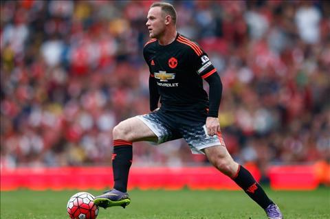 Hang cong MU Thoi gian danh cho Wayne Rooney dang can dan hinh anh