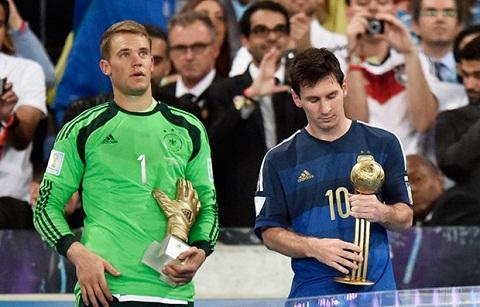 Sir Alex De Gea va Neuer xuat sac tuong duong Ronaldo va Messi hinh anh