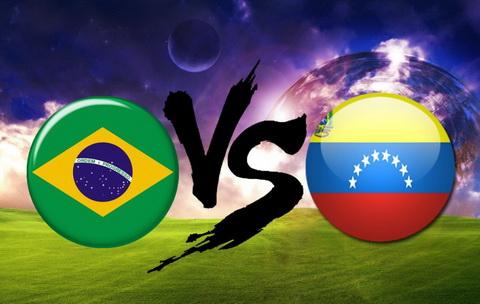 TRUC TIEP VONG LOAI WORLD CUP 2018 Tran dau Brazil vs Venezuela 08h00 ngay 1410 hinh anh