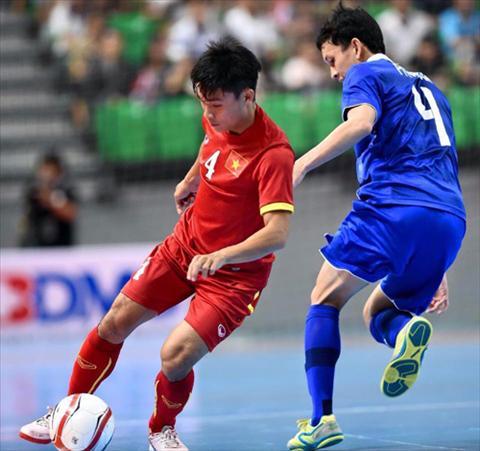 Video clip ban thang Futsal Viet Nam 0-6 Thai Lan (Ban ket giai VD Dong Nam A 2015) hinh anh