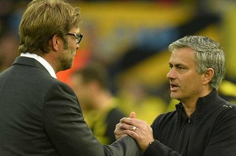 Dang ra Chelsea nen thay the HLV Mourinho bang Jurgen Klopp hinh anh