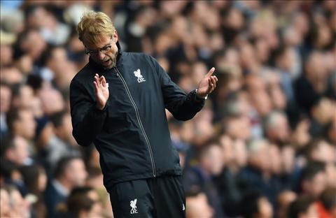 Thay gi o man ra mat cua HLV Jurgen Klopp tran Tottenham 0-0 Liverpool hinh anh 2