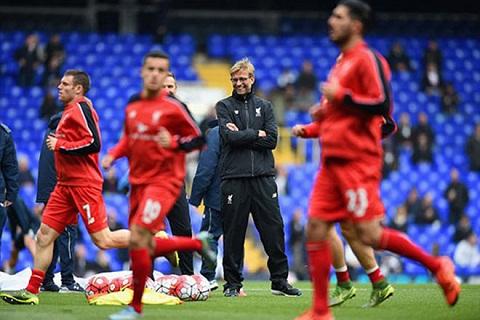 Thay gi o man ra mat cua HLV Jurgen Klopp tran Tottenham 0-0 Liverpool hinh anh 4