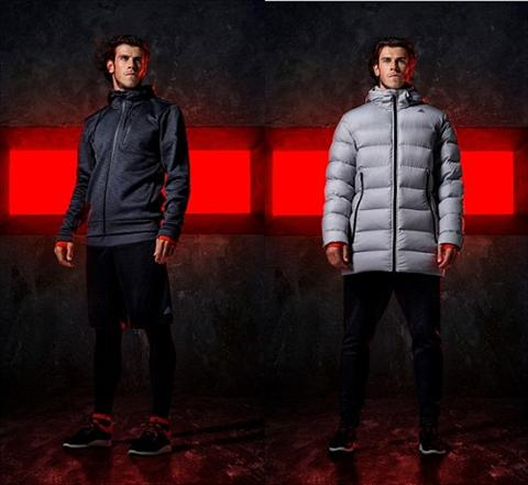 Gareth Bale tung anh quang cao sieu an tuong cho Adidas hinh anh 2
