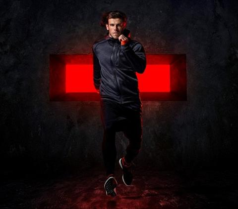 Gareth Bale tung anh quang cao sieu an tuong cho Adidas hinh anh 3