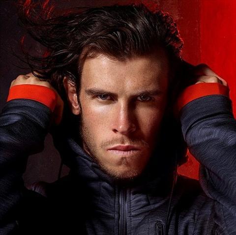 Gareth Bale tung anh quang cao sieu an tuong cho Adidas hinh anh