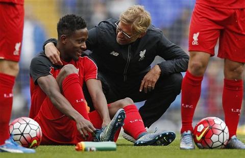 HLV Jurgen Klopp hai long voi hang tien dao cua Liverpool hinh anh