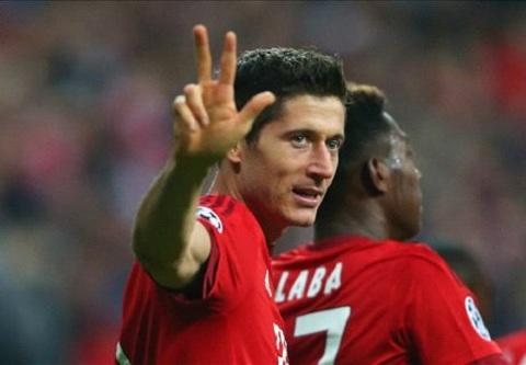 Lewandowski Xin dung so sanh toi voi Messi hay Ronaldo hinh anh