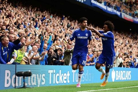 Tien ve Willian Nhiem vu giai cuu Chelsea hinh anh 2