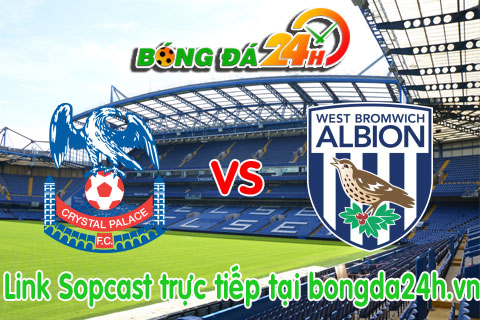 Link sopcast Crystal Palace vs West Bromwich (18h45-0310) hinh anh