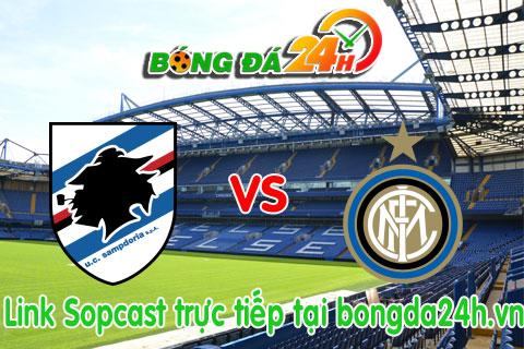 Link sopcast Sampdoria vs Inter (20h00-0410) hinh anh