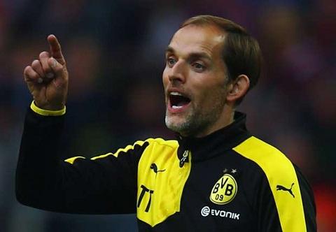 Thomas Tuchel het loi ca ngoi hoc tro du Dortmund hoa that vong hinh anh