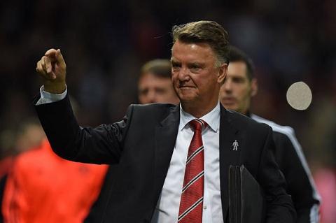 Van Gaal tin tuong MU se de bep Arsenal de duy tri ngoi dau bang hinh anh