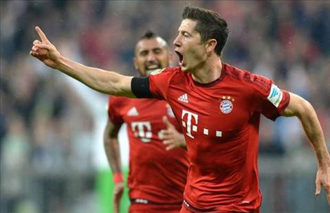 Real Madrid mua Lewandowski cua Bayern Munich hinh anh 2