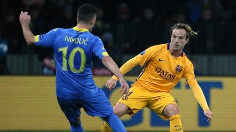 Du am tran BATE Borisov 0-2 Barcelona Niem cam hung tu thu linh Neymar hinh anh