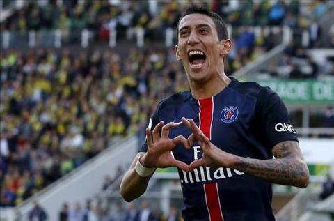 Tien ve Di Maria kien tao nhieu nhat Ligue 1 Gia nhu MU kien nhan hon hinh anh 2