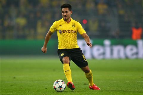 Dortmund mat tien ve Gundogan truoc tran dau voi Liverpool hinh anh 2