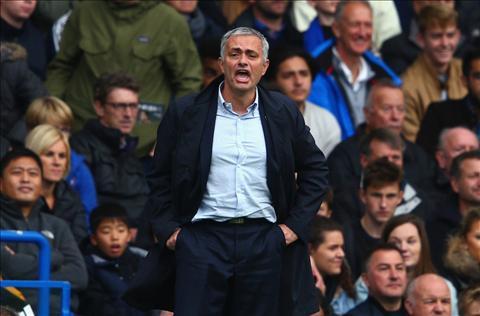 Mourinho Toi se khong ton trong gioi truyen thong nua hinh anh