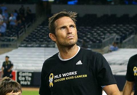 Man City tinh dua Lampard tro lai Premier League.