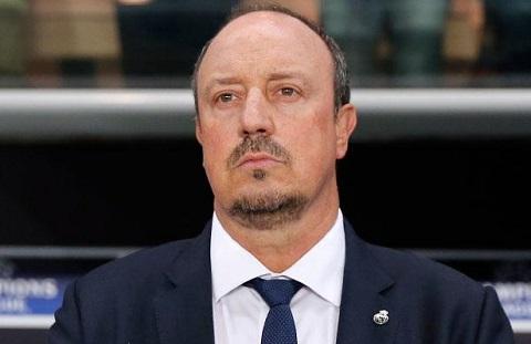 HLV Rafa Benitez cho rang Real xung dang thang PSG