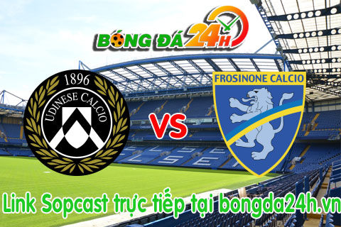 Link sopcast Udinese vs Frosinone (21h00-2510) hinh anh