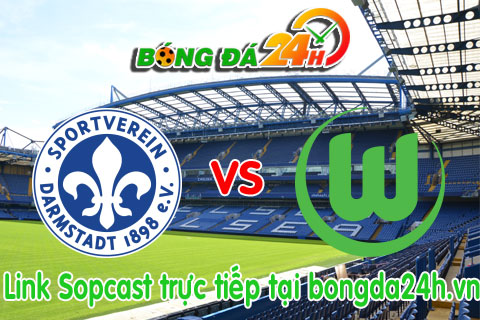 Link sopcast xem truc tiep Darmstadt vs Wolfsburg (20h30-2410) hinh anh