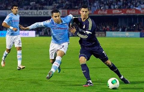 Truoc vong 9 La Liga 2015-2016 Thanh Madrid gap kho hinh anh