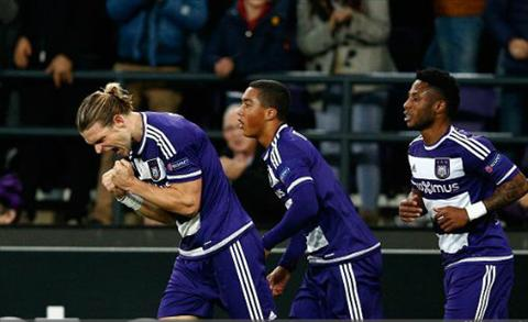 Video clip ban thang Anderlecht 2-1 Tottenham (Vong bang Europa League 20152016) hinh anh