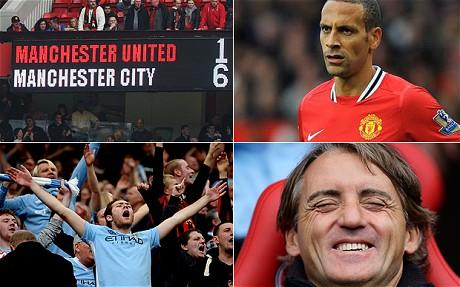 Ky uc derby Manchester MU tung bi Man City ha nhuc ra sao tren Old Trafford hinh anh