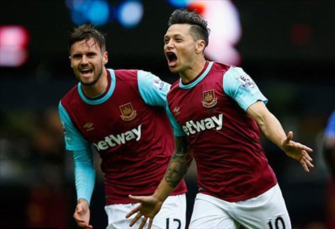 Video clip ban thang West Ham 2-1 Chelsea (Vong 10 Premier League 201516) hinh anh