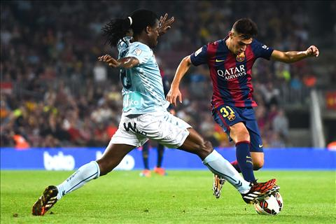 Barcelona vs Eibar 0h15 ngay 2610 tran dau vong 9 La Liga 20152016 hinh anh 2
