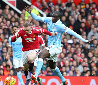 Du am tran MU 0-0 Man City Rooney - Moi dau dau lon nhat cua HLV Van Gaal hinh anh 2