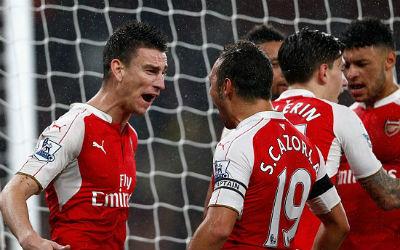 Arsenal 2-1 Everton