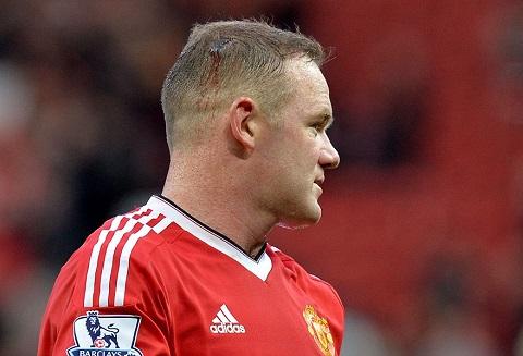 Choi mo nhat, Rooney van duoc HLV Van Gaal ngoi khen hinh anh