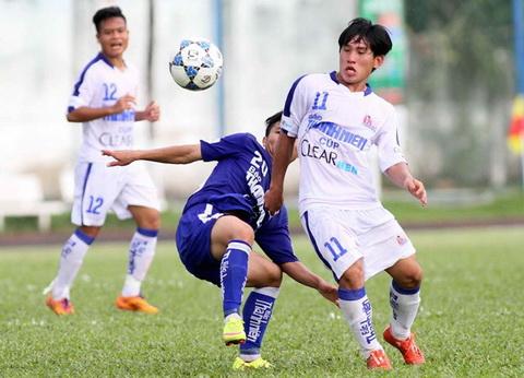 U21 Gia Lai ngam ngui chia tay VCK U21 quoc gia 2015 hinh anh