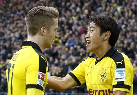 Video clip ban thang Dortmund 5-1 Augsburg (Vong 10 Bundesliga 201516) hinh anh