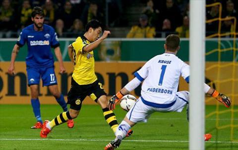 Dortmund 7-1 Paderborn Man huy diet kinh hoang hinh anh
