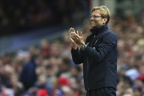 Sao tre Liverpool co the mim cuoi voi HLV Jurgen Klopp hinh anh