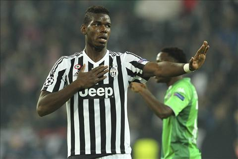 Tien ve Paul Pogba tro lai Manchester hinh anh
