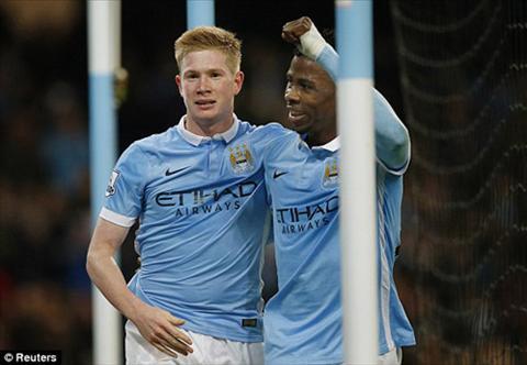 Video clip ban thang Man City 5-1 Crystal Palace (Cup Lien doan Anh 20152016) hinh anh