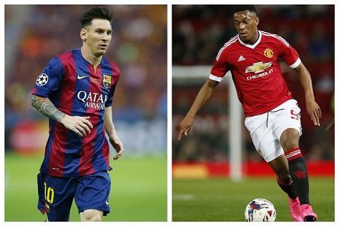 Martial xuat sac ngang ngua Lionel Messi o tuoi 19 hinh anh