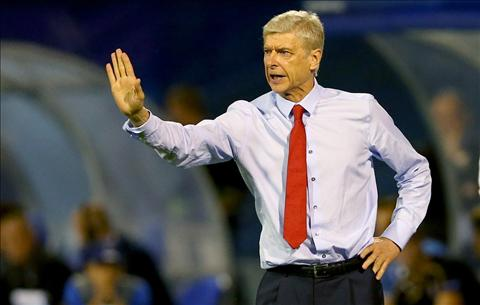 Sir Alex Khong HLV nao co the lam tot hon Wenger o Arsenal hinh anh