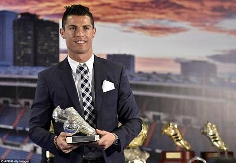 Real Madrid dung clip ton vinh ky luc gia Cristiano Ronaldo